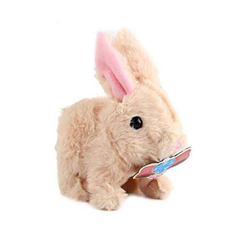 Elektronisches Haustier Mini Flopsie Hase Mit Ton Und Bewegung Interaktives Spielzeug Kaninchen-Spielzeug...