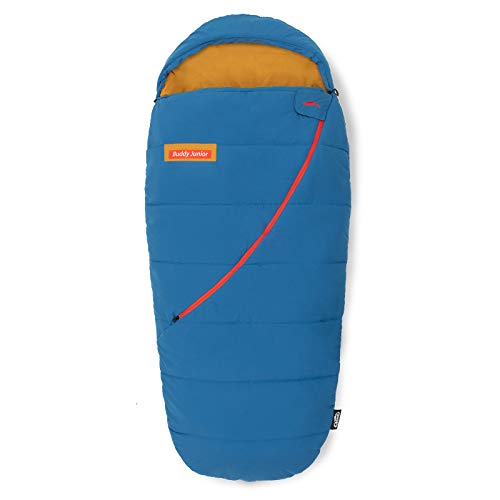 Qeedo Kinder-Schlafsack, Buddy Junior (bis 155 cm Körpergröße) - pink