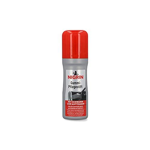 NIGRIN 74653 Gummi-Pflegestift 75 ml