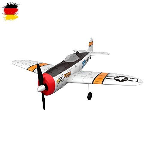 HSP Himoto RC ferngesteuertes P-47 Thunderbolt Jagdflugzeug Kampfflugzeug, Flugzeug, 2,4Ghz Modellbau...