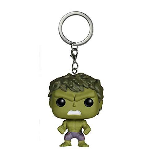 Schlüsselanhänger Hulk Figure PVC
