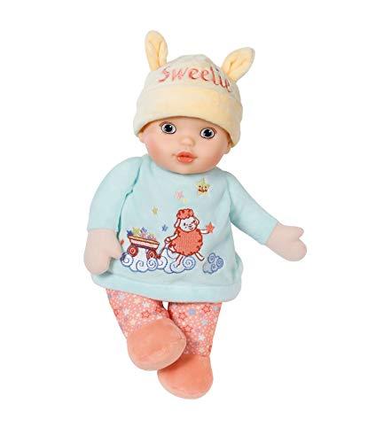 Baby Annabell 702932 Sweetie 30cm Puppe - Klein & Weich - Leicht für Kleine Hände, Kreatives Spiel...