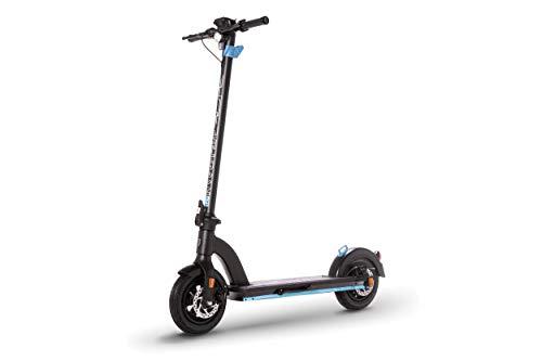 Urban-Electronics The-URBAN XT1 e Scooter | StVZO | schwarz/blau, Einheitsgröße