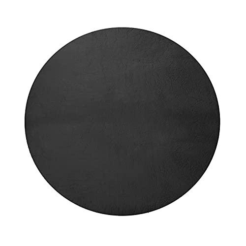 AIVEI Round Pool Cover - runde Poolabdeckungen, Solarabdeckplane schwarz Ø 240/300/360/450 cm- Für...