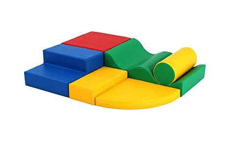 XL Softbausteine Riesenbausteine Schaumstoffbausteine Großbausteine 6 Stück