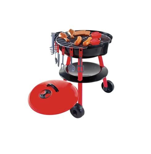 Woopie Grillset | Kindergrill | Küchenspielzeug | Kochspaß | Kinder Küchengeräte | Spielküchen |...