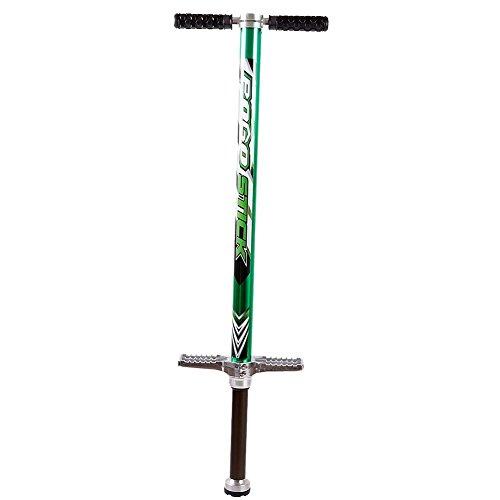 FunTomia Pogo Stick Hüpf Stange Sprungstange Jumper Stockhüpfen/ 15-40kg, 35-80kg, 50-90kg oder...