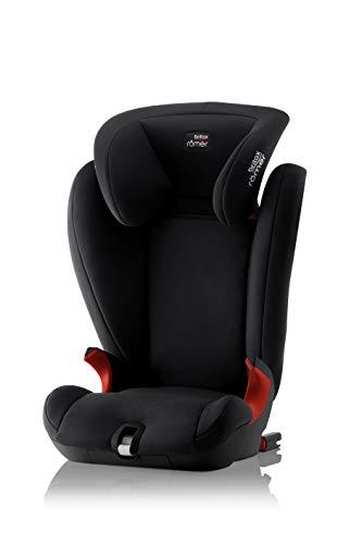 Britax Römer Kindersitz 3,5 - 12 Jahre I 15 - 36 kg I KIDFIX SL BLACK SERIES Autositz Gruppe 2/3 I...