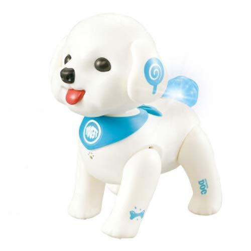 Lihgfw Kinderspielzeug Smart Roboter Dog Fernbedienung Spielzeug Programmierung Stunt Hund Roboter Junge...