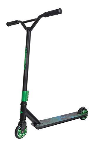 Schildkröt Stunt Scooter Untwist, Design: Ocean, wertiger Stunt Scooter mit Alu-Felge, 100 mm PU Räder,...