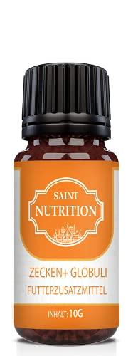 NEU: SaintNutrition® Anti ZECKEN Globuli für Hunde und Katzen– natürliche Behandlung für Ihr...