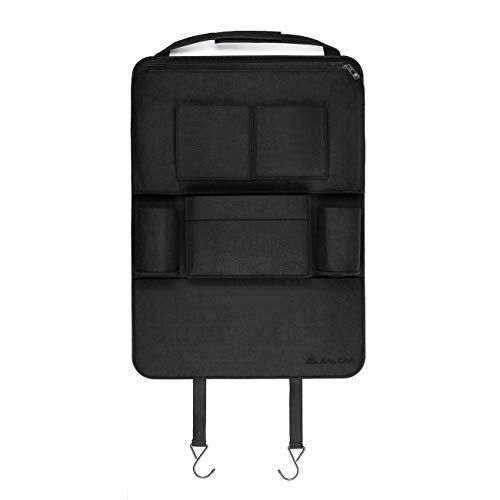 Auto-Rückenlehnenschutz Salcar Auto Organizer (15% Rabatt für zweiten gekauften Artikel)...