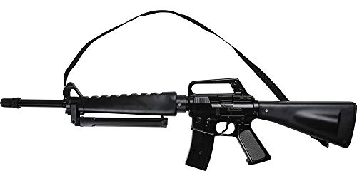 Das Kostümland Gonher 118/6 Sturmgewehr M-118 zum Soldaten Kostüm - Spezialeinheit Spielzeugwaffen...