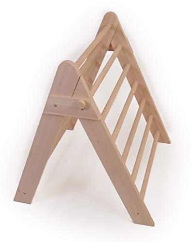 Handgefertigtes Kletterdreieck von Holzspielzeug Peitz