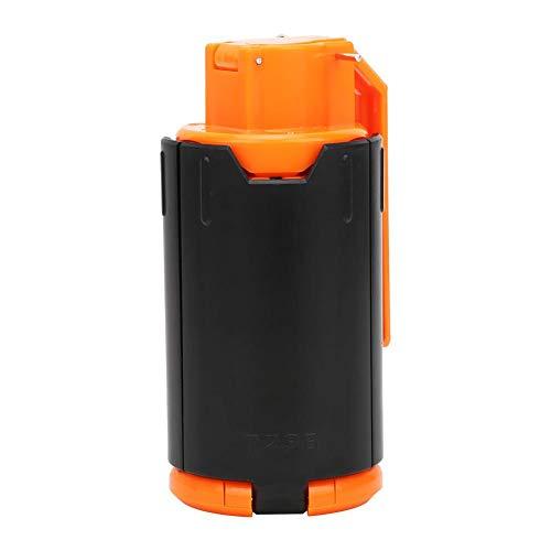Alomejor CS Grenade, Plastikfüllung Modifizierte Kristallwasserbombengranate für Rival CS