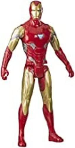 Avengers F2247 Marvel Avengers Titan Hero Serie Iron Man, 30 cm große Action-Figur, Spielzeug für...
