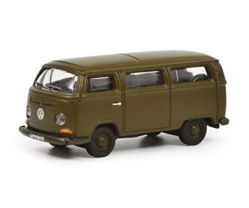 Schuco 452636500' Bus Bundeswehr Fahrzeug, Olive, One Size