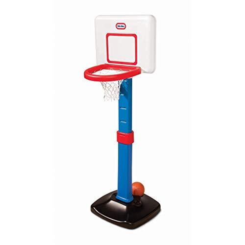 Little Tikes TotSports Basketball Set - Höhenverstellbar - 18 Monate bis 5 Jahre