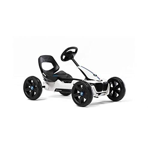 BERG Pedal-Gokart Reppy BMW mit Soundbox | KinderFahrzeug, Tretfahrzeug mit hohem Sicherheitstandard, Mit...