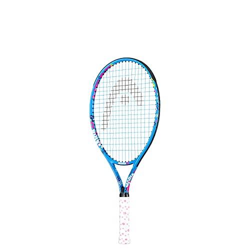 HEAD Unisex Jugend Maria 21 Tennis Racket, mehrfarbig, 4-6 Jahre