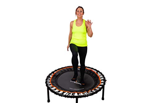 FIT BOUNCE PRO XL Bungee Rebounder ist ein klappbares geräuschloses orthopädisches Qualitäts Indoor...