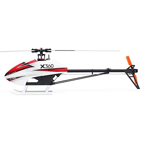 YOU339 Ferngesteuerter Hubschrauber, ALZRC - Devil X360 FBL KIT 2,4 GHz 3D 6CH RC Stunt Hubschrauber,...