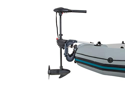 Intex Trolling Motor - electric outboard with battery indicator - 420W