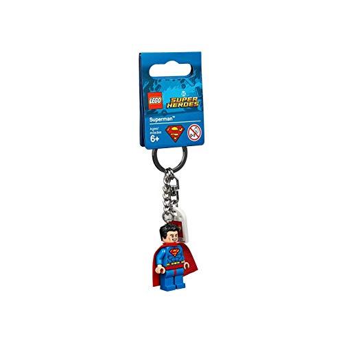 Lego Super Heroes - DC Superman Schlüsselanhänger 853952