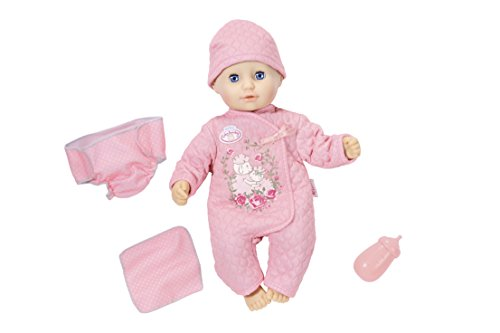 Zapf Creation 700594' My First Baby Annabell Fun Puppe, bunt