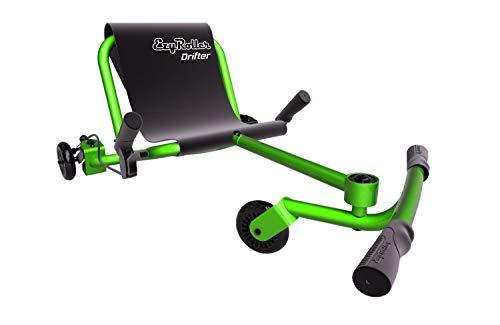 EzyRoller Drifter Fun Fahrzeug Dreirad Drift ezy roller, Farbe: lime