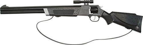 J.G.Schrödel 'Maverick': Spielzeuggewehr passend zum Faschingskostüm, 8-Schuss-Munition,für Cowboys,...