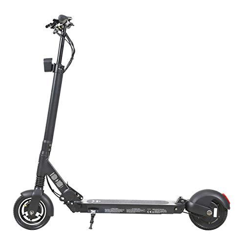 EGRET-Eight V3 e Scooter | StVZO | schwarz, einheitsgröße