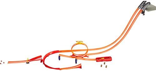 Hot Wheels - Track Builder Super Track Pack Rennbahn