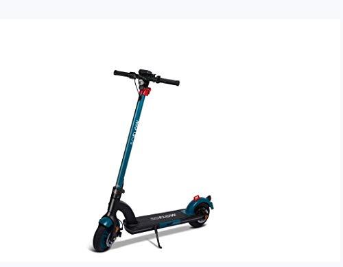 SoFlow SO4 E-Scooter - City-Scooter mit Straßenzulassung - City Roller klappbar und höhenverstellbar