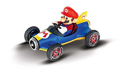 Carrera RC 370181066 Nintendo Mario Kart Mach 8 │ Ferngesteuertes Auto ab 6 Jahren für drinnen &...