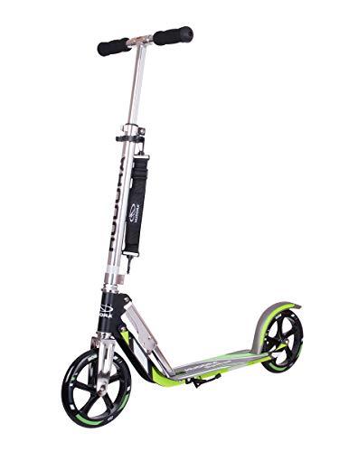HUDORA 6956016014695 14695 BigWheel 205-Das Original mit RX Pro Technologie-Tret-Roller...