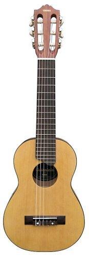 Yamaha GL-1 Guitalele natur – Perfekter Hybrid aus Gitarre und Ukulele – Kleine 1/8 Reisegitarre aus...