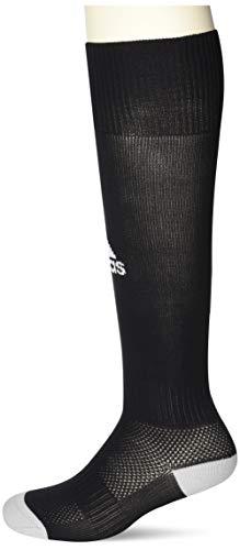 Adidas Unisex Kinder Milano 16 Socken, Schwarz/Weiß, 4.5-6 UK (37-39 EU)