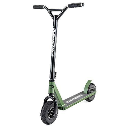 Osprey Off-Road Scooter - Tretroller für Kinder und Erwachsene - Stunt Scooter für alle Terrains und...