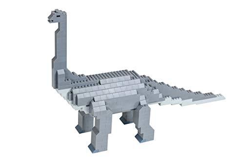 Strictly Briks Classic Briks - Dinosaurier-Bausteinset - Brontosaurus - 100 % kompatibel mit Allen...