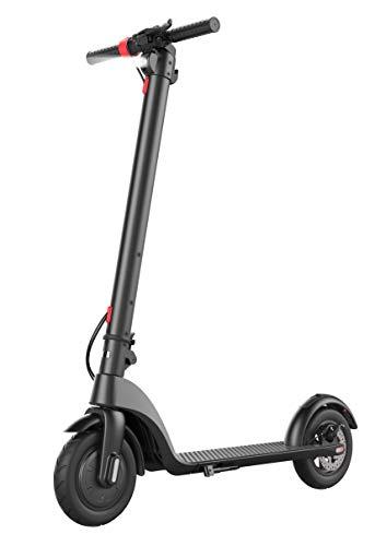 "elrofu E-Scooter ""X7"", 25 km/h, 350 Watt, 12,5 kg, herausnehmbarer 36 V/5Ah Lithium-Akku, Elektro..."