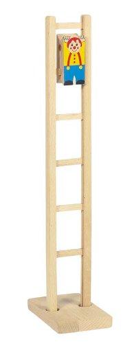 Goki GK807 - Klettermax Climbi auf der Leiter, Spielzeug