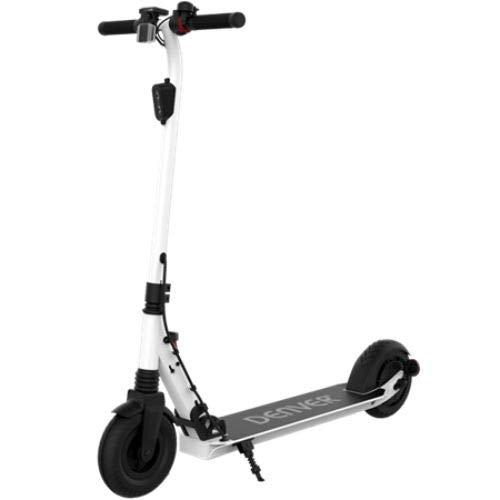 Denver SEL-80130 Elektro-Scooter, 300W, Weiß