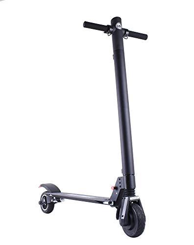 "E-Scooter ""Raven"", 23 km/h, 300 Watt, nur 10,5 kg, 36 V/7,8Ah Lithium-Akku, Straßenzulassung:..."