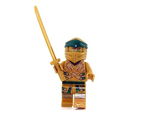 LEGO Figur Goldener Ninja Lloyd --Ninjago-- (aus 70666)