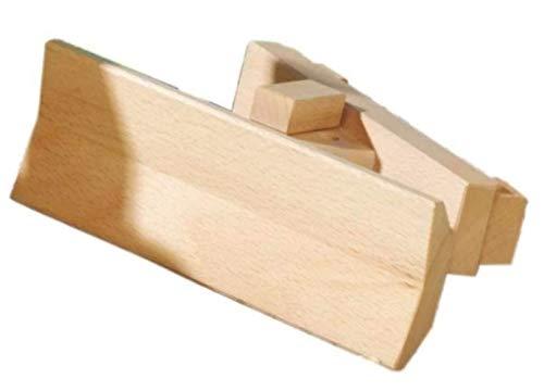 Fagus Schneepflug für Unimog Holzfahrzeug   Modell: 14.06 (ab 3 Jahren)