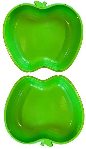 Sandbox Sandkasten in Apfelform XL in 4 Farben! (2X grün)