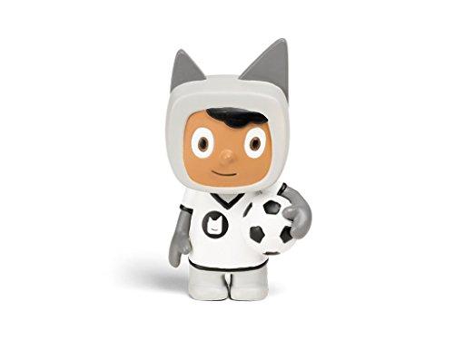 tonies Hörfiguren für Toniebox - Kreativ Fußballer - ca. 90 Minuten Speicher für Deine Musik,...