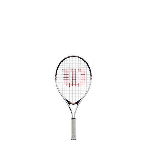 Wilson Tennisschläger Roland Garros Elite 25, Für Kinder von 9 - 10 Jahren, Blau, WR069710H