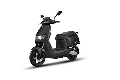 Elektroroller ROBO-S, 4000 Watt, E-Scooter, Elektro-Roller, E-Roller mit Straßenzulassung, 80 km/h,...